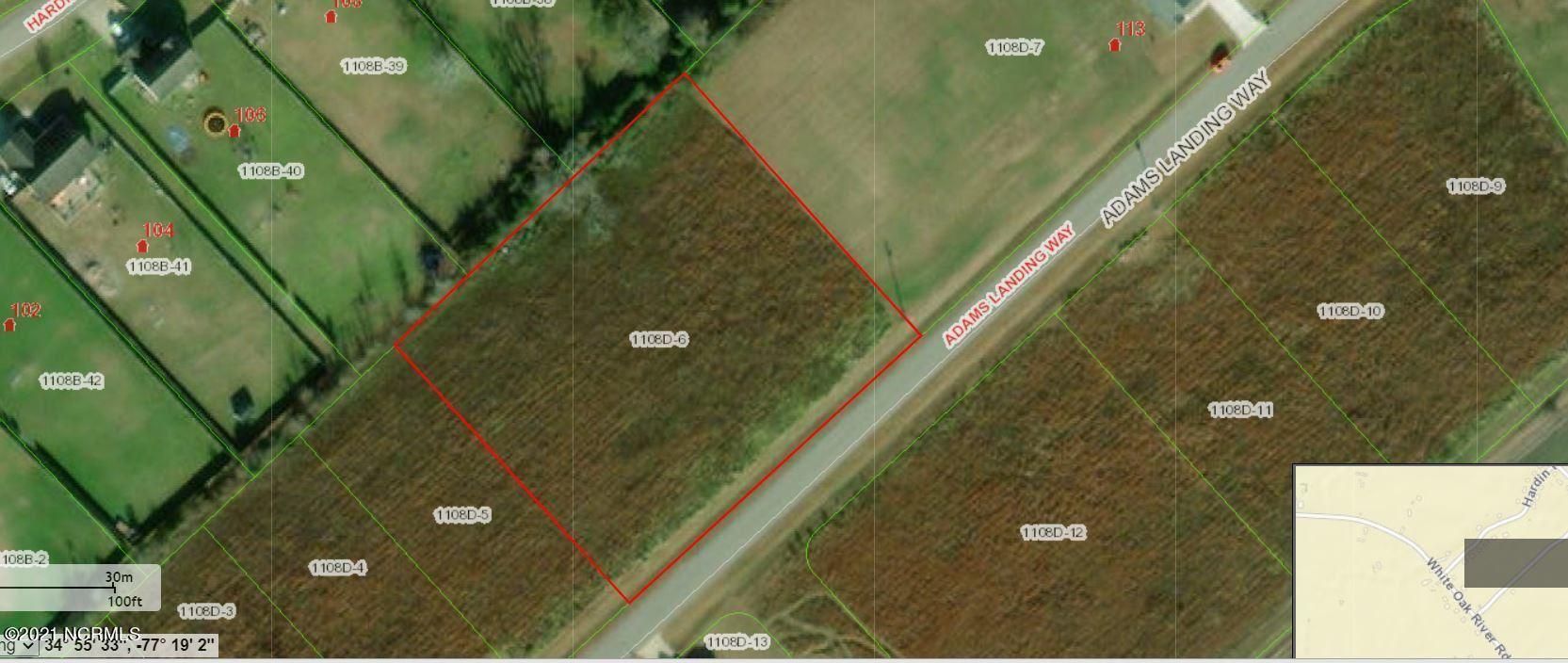 Photo of 111 Adams Landing Way, Maysville, NC 28555 (MLS # 100278842)