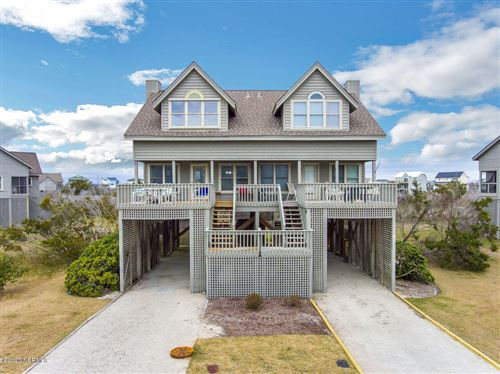 Photo of 2116 Ocean Boulevard #B, Topsail Beach, NC 28445 (MLS # 100204843)