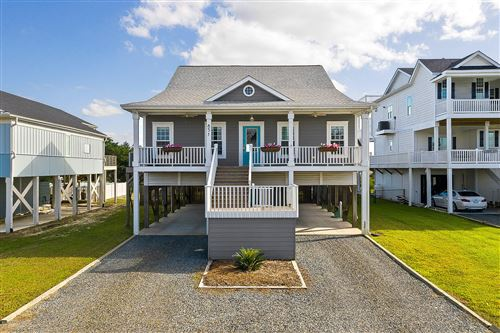 Photo of 851 Heron Landing Wynd, Holden Beach, NC 28462 (MLS # 100237843)