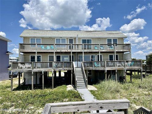 Photo of 8611 Ocean View Drive #E&W, Emerald Isle, NC 28594 (MLS # 100283843)