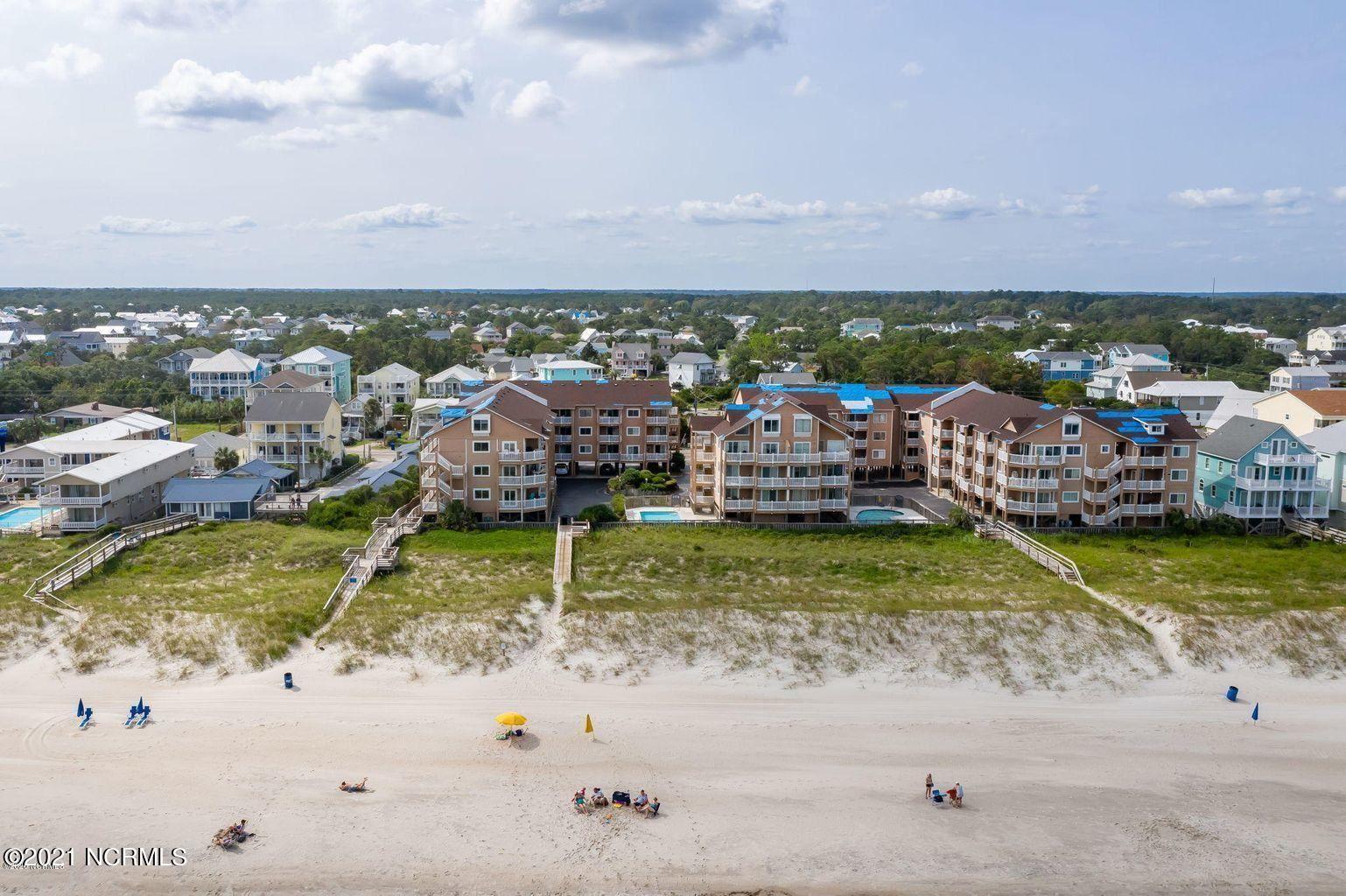 Photo of 1101 S Lake Park Boulevard #C17, Carolina Beach, NC 28428 (MLS # 100286843)