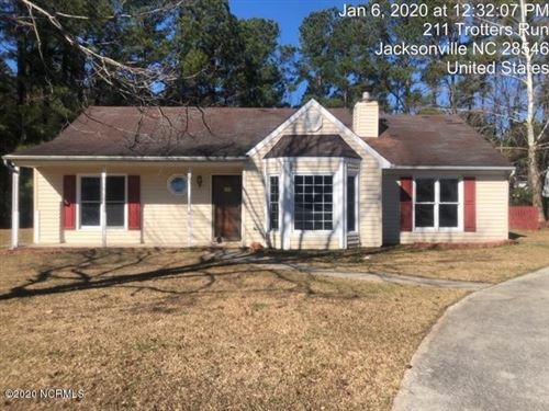 Photo of 211 Trotters Run, Jacksonville, NC 28546 (MLS # 100199844)