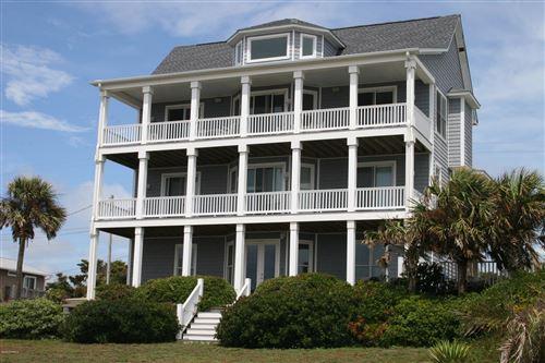 Photo of 1012 Ocean Drive, Emerald Isle, NC 28594 (MLS # 100232844)