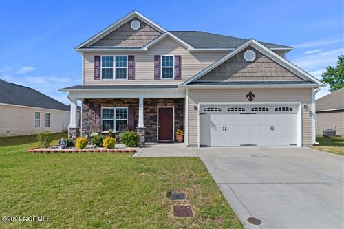 Photo of 755 Radiant Drive, Jacksonville, NC 28546 (MLS # 100268844)
