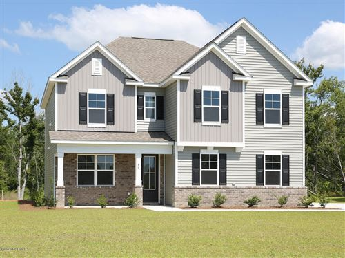 Photo of 62 Colonial Heights Drive #Lot 73, Hampstead, NC 28443 (MLS # 100206845)