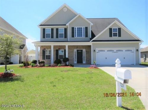 Photo of 723 Radiant Drive, Jacksonville, NC 28546 (MLS # 100266845)