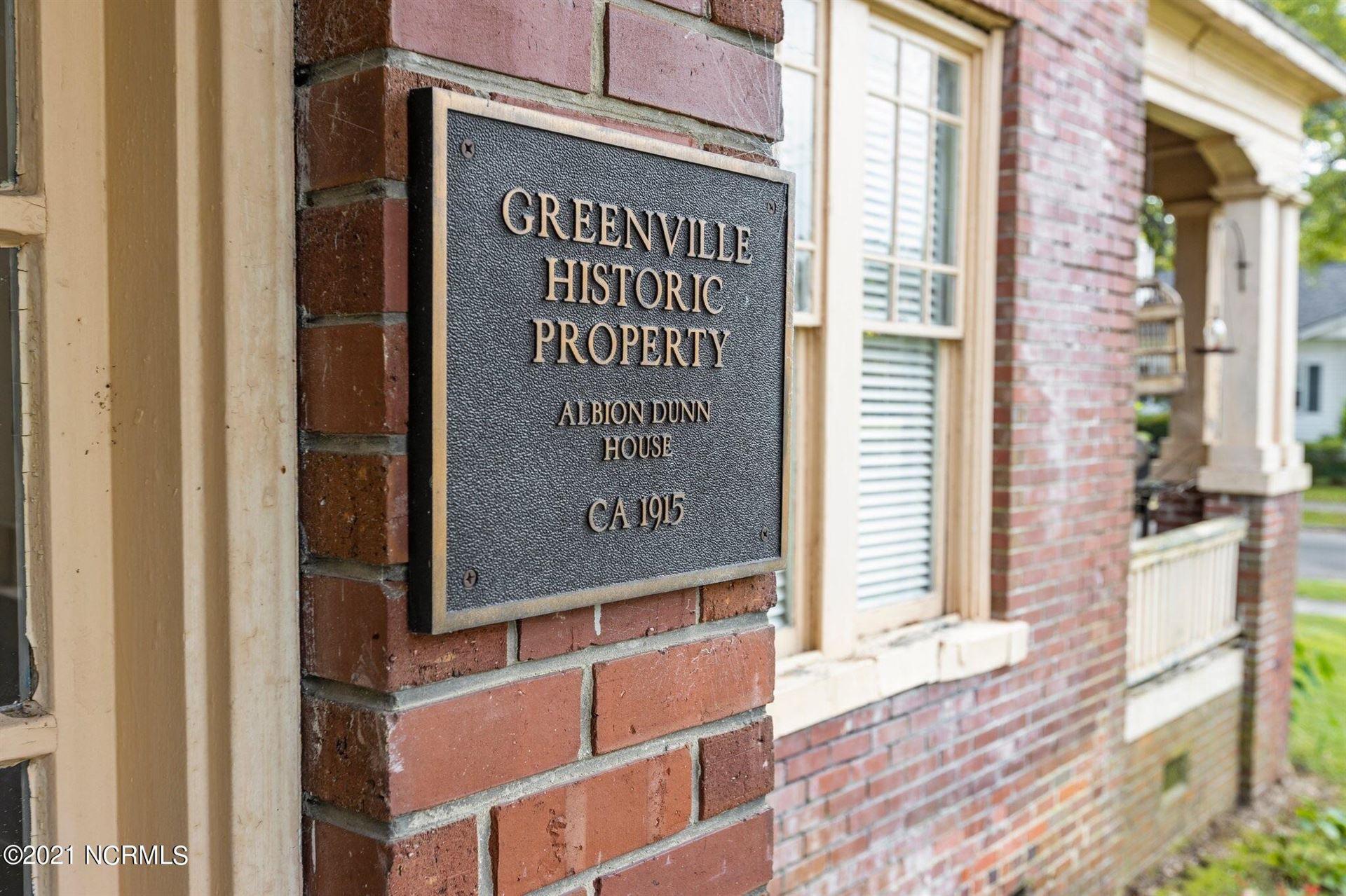 Photo of 707 W 4th Street, Greenville, NC 27834 (MLS # 100293845)