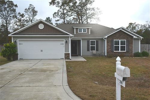 Photo of 200 Gala Court, Richlands, NC 28574 (MLS # 100193846)