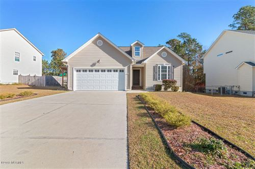 Photo of 115 Riverbirch Place, Jacksonville, NC 28546 (MLS # 100195846)