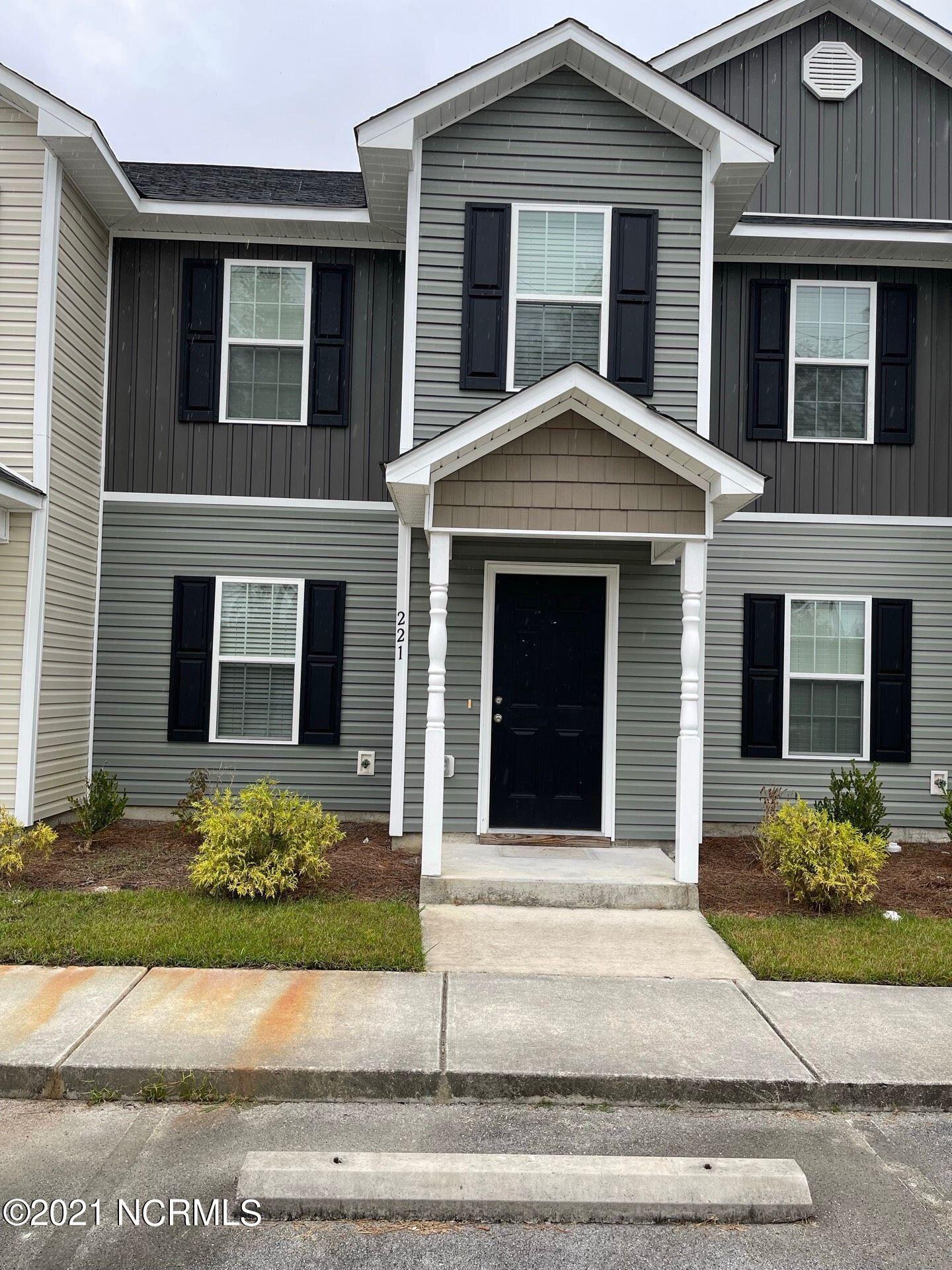 Photo of 221 E Murrow Lane, Jacksonville, NC 28546 (MLS # 100294846)