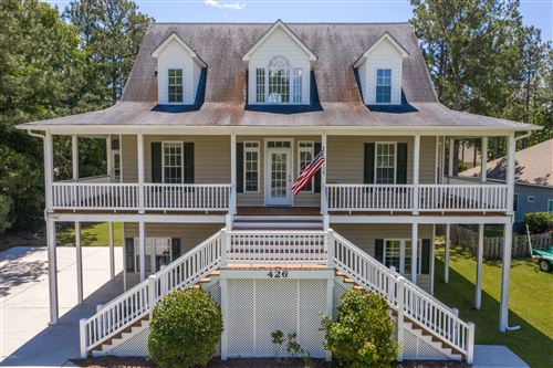 Photo of 426 Chadwick Shores Drive, Sneads Ferry, NC 28460 (MLS # 100217847)