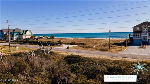 Tiny photo for 695 New River Inlet Road, North Topsail Beach, NC 28460 (MLS # 100277847)