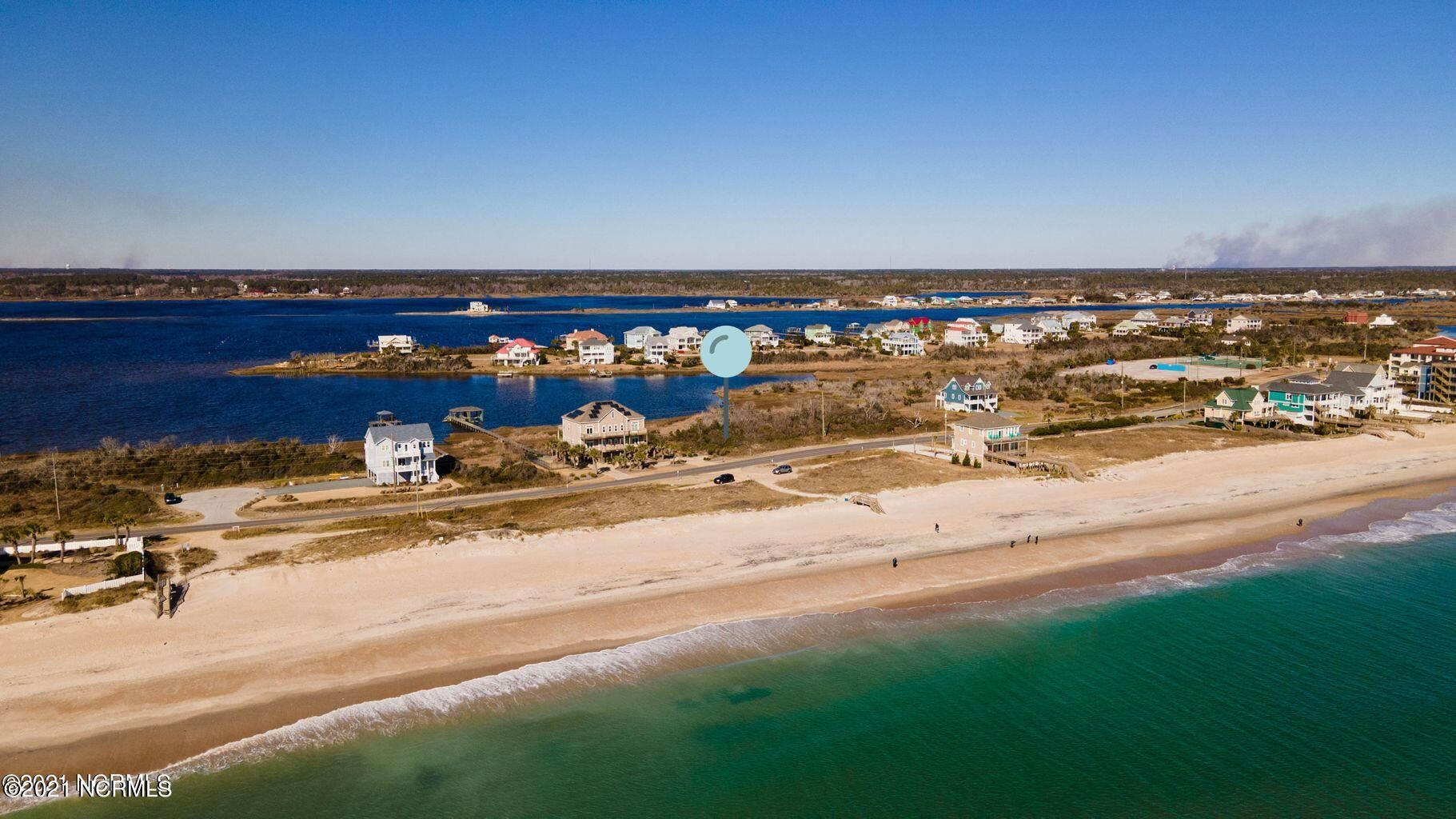 Photo for 695 New River Inlet Road, North Topsail Beach, NC 28460 (MLS # 100277847)