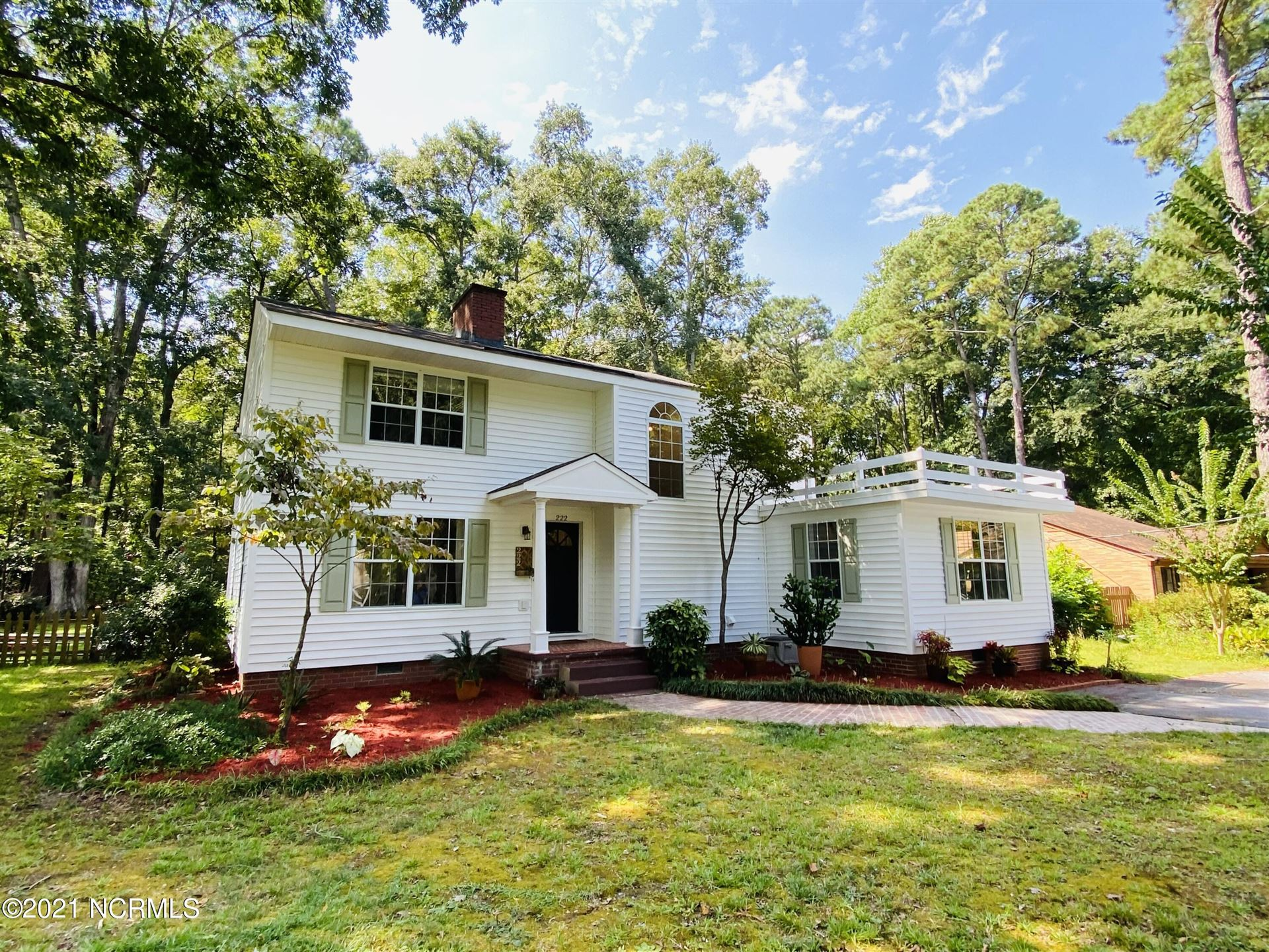 Photo of 222 Pineview Drive, Greenville, NC 27834 (MLS # 100289847)