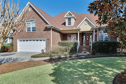 Photo of 3420 St James Drive SE, Southport, NC 28461 (MLS # 100211849)