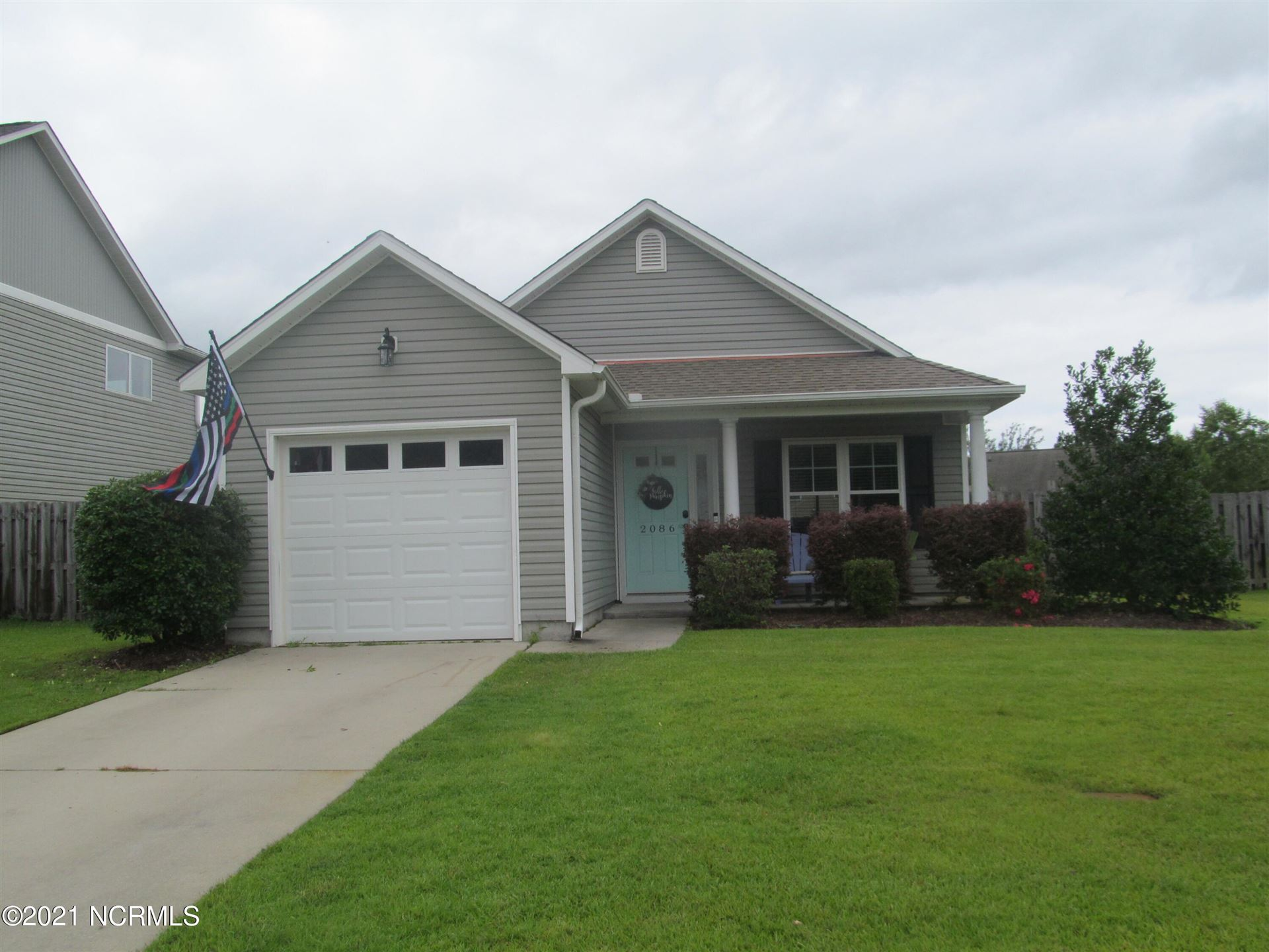 Photo for 2086 Willow Creek, Leland, NC 28451 (MLS # 100284849)