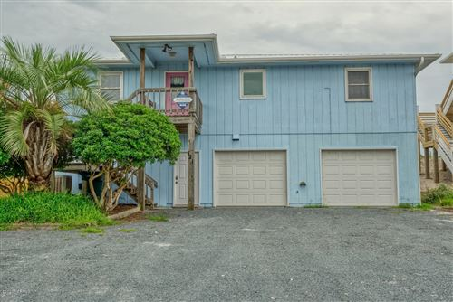 Photo of 121 S Anderson Boulevard, Topsail Beach, NC 28445 (MLS # 100239850)