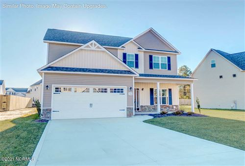 Photo of 231 Westfield Drive, Richlands, NC 28574 (MLS # 100255850)