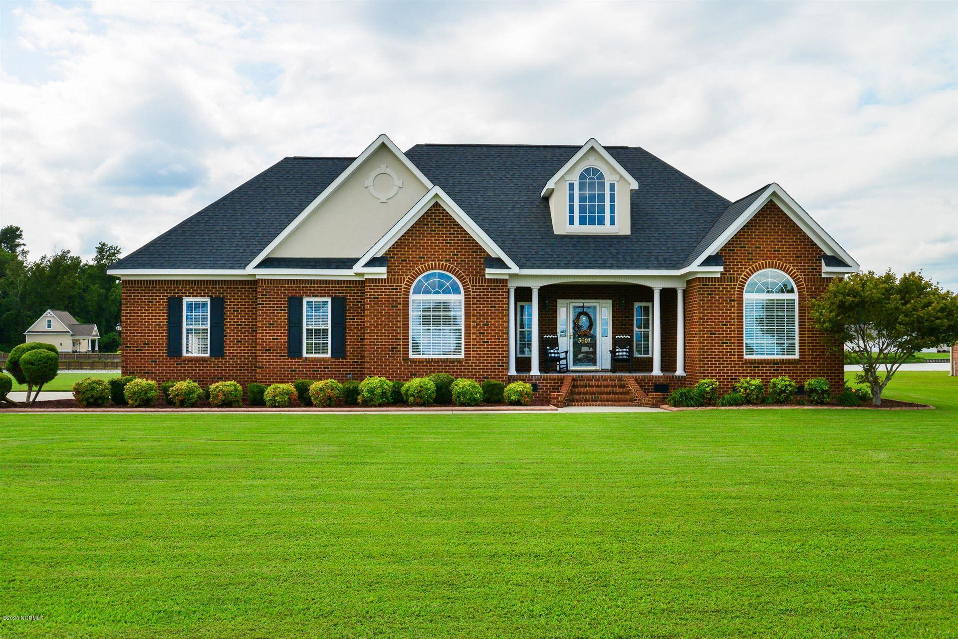 3607 Fountain Hill Drive, Grifton, NC 28530 - MLS#: 100234851