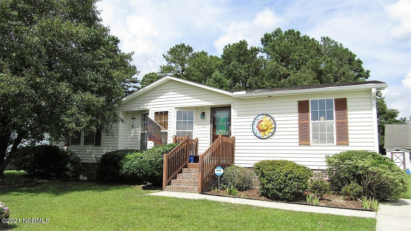 Photo of 1102 N Clubview Lane SW, Carolina Shores, NC 28467 (MLS # 100288851)