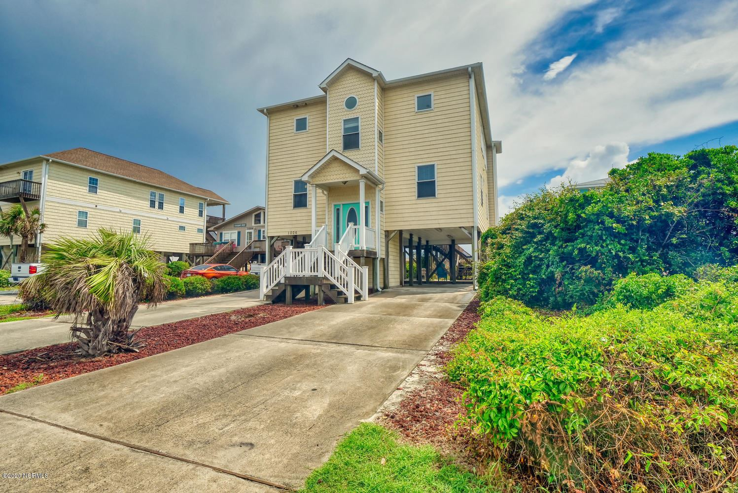 1006 S Shore Drive, Surf City, NC 28445 - MLS#: 100229854