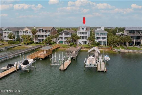 Photo of 510 N Channel Drive, Wrightsville Beach, NC 28480 (MLS # 100280855)
