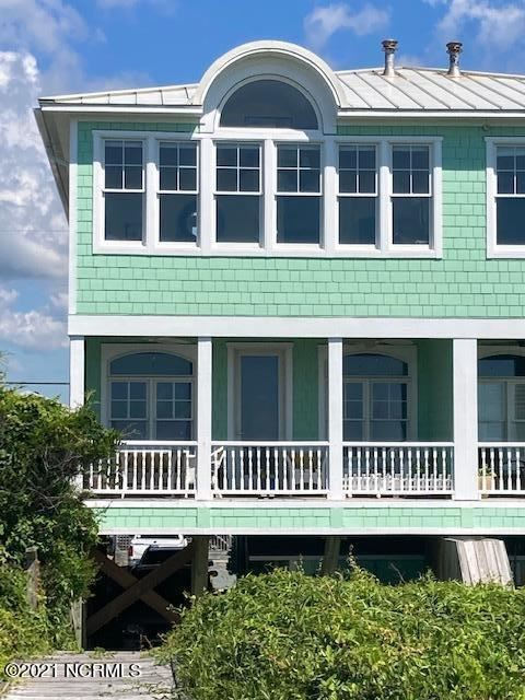 Photo for 903 Ocean Boulevard #B, Topsail Beach, NC 28445 (MLS # 100278856)