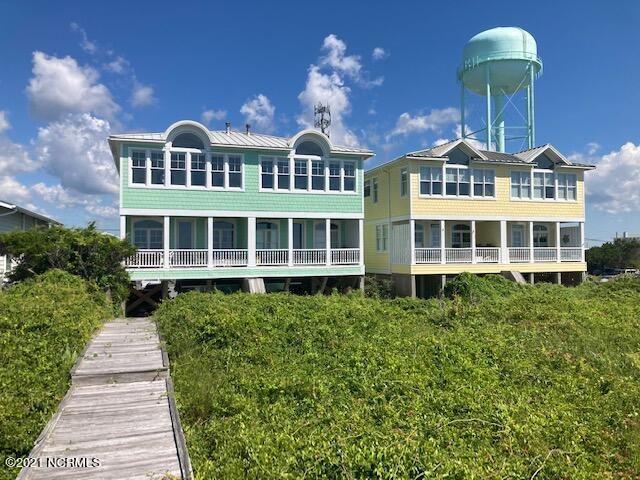 Photo of 903 Ocean Boulevard #B, Topsail Beach, NC 28445 (MLS # 100278856)