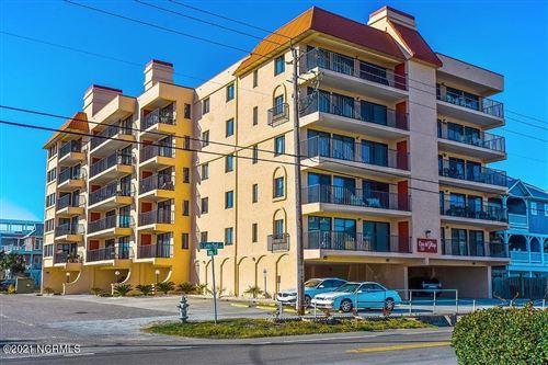 Photo of 1518 S Lake Park Boulevard #Unit 4b, Carolina Beach, NC 28428 (MLS # 100276857)