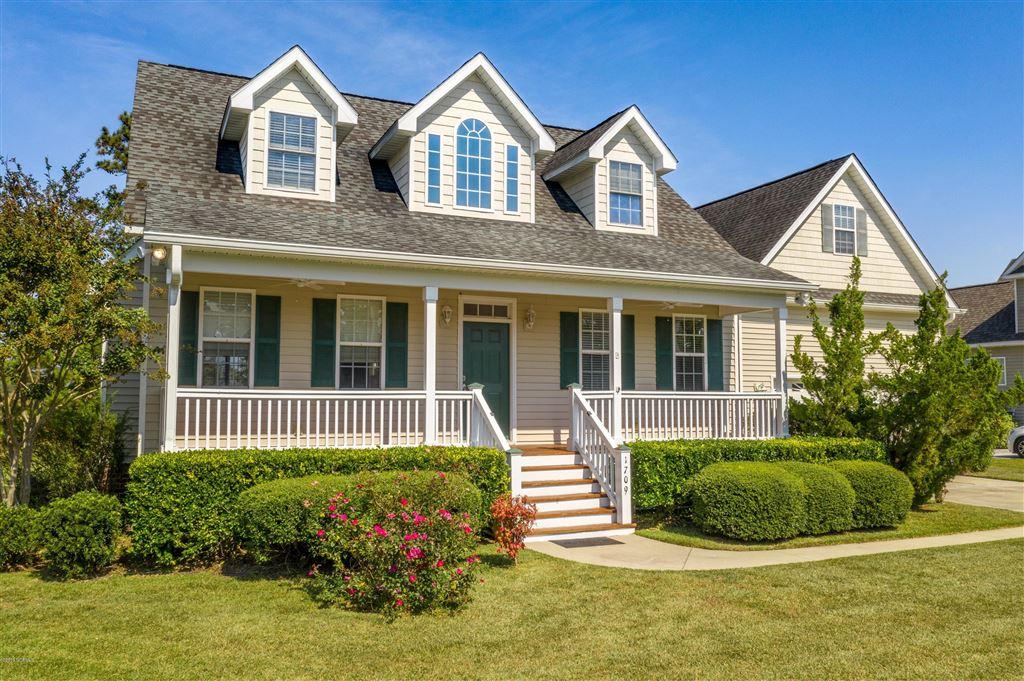 1709 Ivory Gull Drive, Morehead City, NC 28557 - MLS#: 100186857