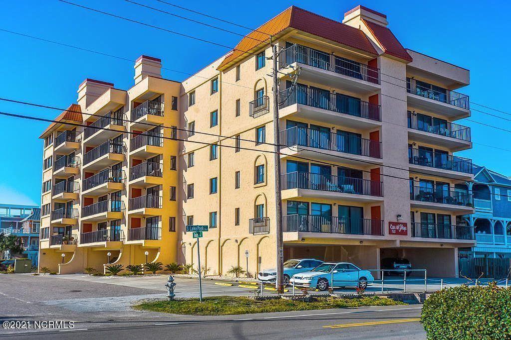 Photo for 1518 S Lake Park Boulevard #Unit 4b, Carolina Beach, NC 28428 (MLS # 100276857)