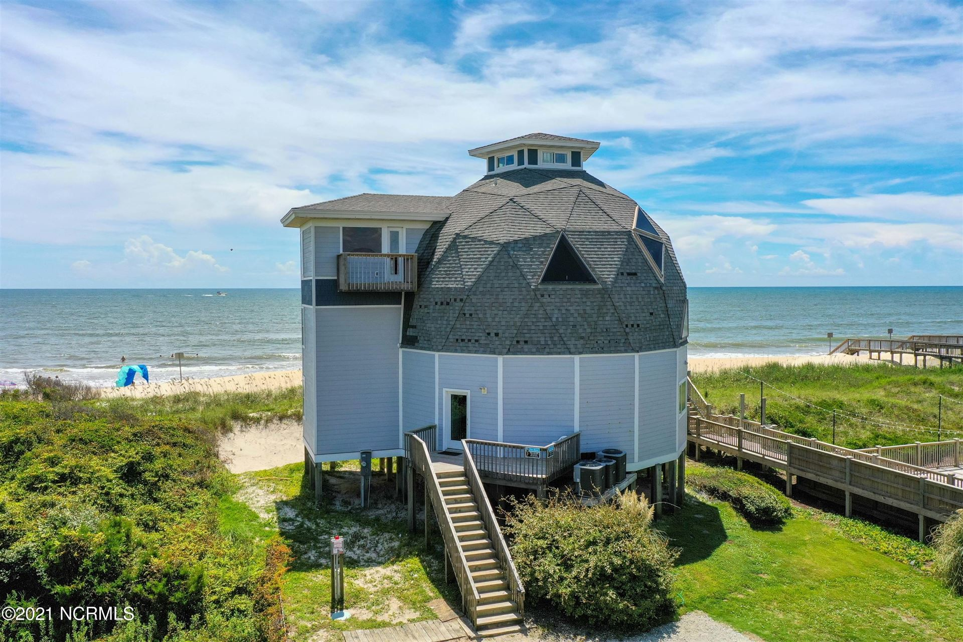 Photo of 2070 New River Inlet Road, North Topsail Beach, NC 28460 (MLS # 100282857)