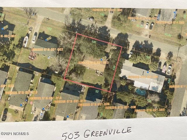 Photo of 503 Greenville Avenue, Carolina Beach, NC 28428 (MLS # 100294857)
