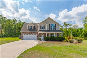 Photo of 402 Blue Moon Court, Jacksonville, NC 28540 (MLS # 100176858)