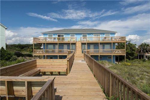 Photo of 8709 Ocean View Drive #W, Emerald Isle, NC 28594 (MLS # 100182858)