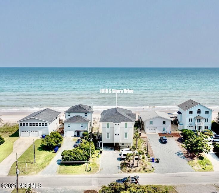 Photo for 1018 S Shore Drive, Surf City, NC 28445 (MLS # 100284858)