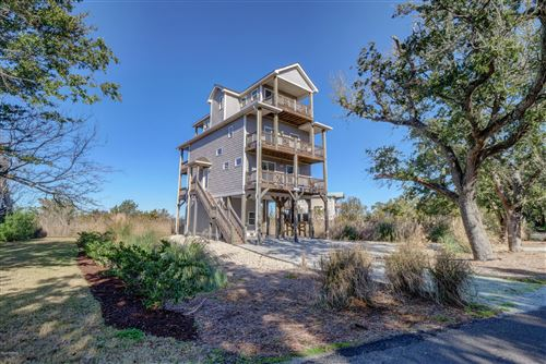 Photo of 112 Windjammer Drive, Surf City, NC 28445 (MLS # 100201859)