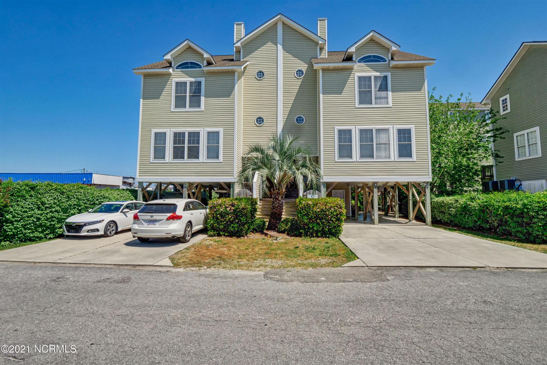 Photo for 805 S Second Street #2, Carolina Beach, NC 28428 (MLS # 100268859)
