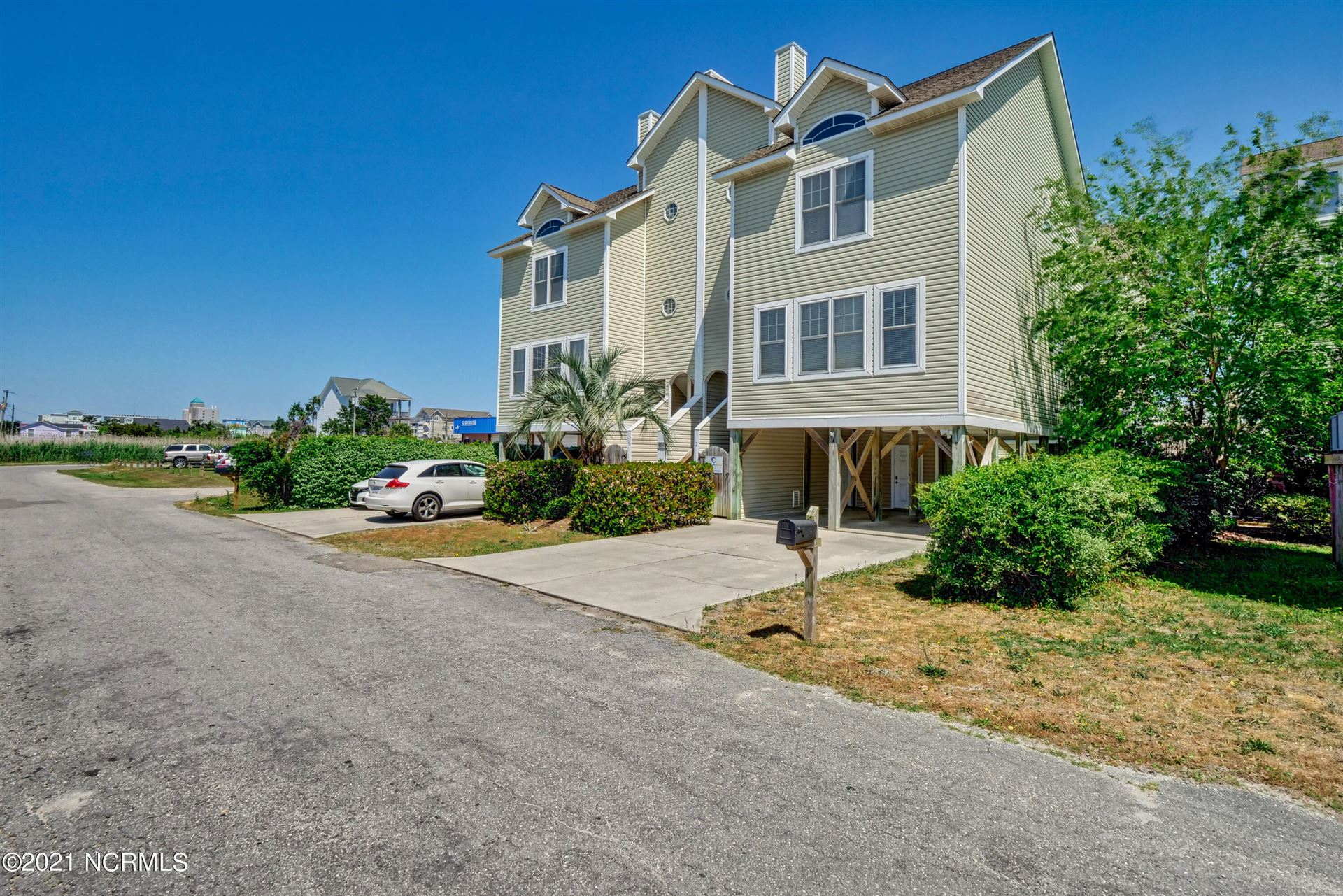 Photo of 805 S Second Street #2, Carolina Beach, NC 28428 (MLS # 100268859)