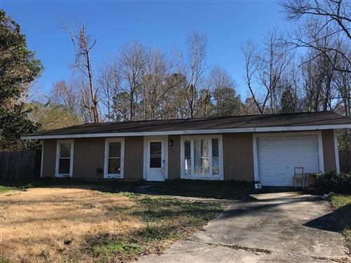 Photo of 123 Timber Lane, Jacksonville, NC 28540 (MLS # 100145860)