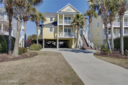 Photo of 338 Marker Fifty Five Avenue, Holden Beach, NC 28462 (MLS # 100259860)