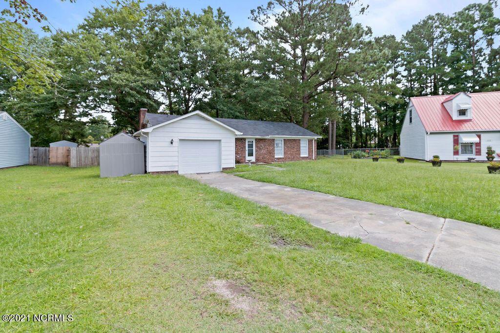 Photo of 109 Woodside Court, Jacksonville, NC 28546 (MLS # 100292860)