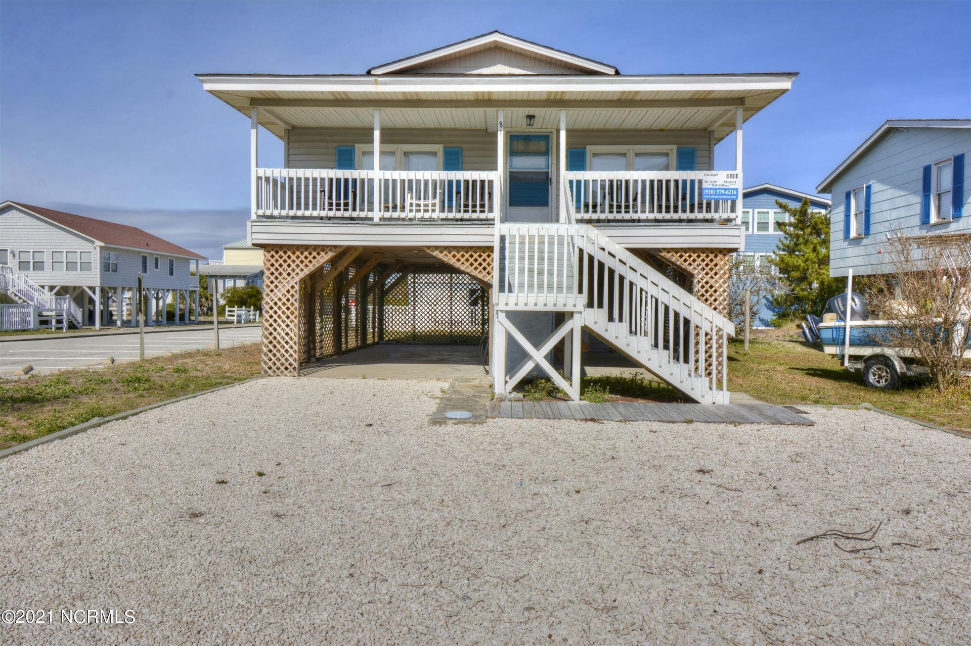 Photo of 81 E First Street, Ocean Isle Beach, NC 28469 (MLS # 100296862)
