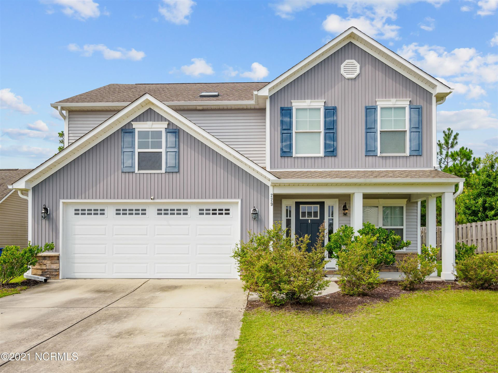 Photo for 229 Belvedere Drive, Holly Ridge, NC 28445 (MLS # 100283863)