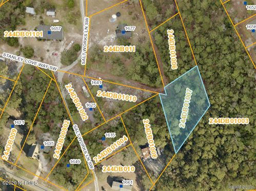 Photo of 0 Tr-4 0.54 Ac Pl S/335, Shallotte, NC 28470 (MLS # 100204864)