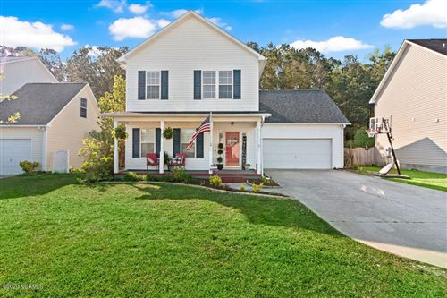 Photo of 307 Providence Drive, Jacksonville, NC 28546 (MLS # 100212865)