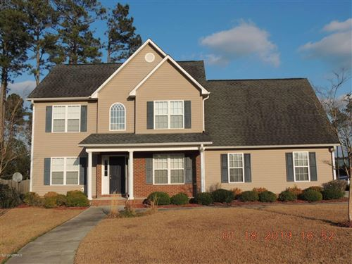Photo of 915 Savannah Drive, Jacksonville, NC 28546 (MLS # 100146866)