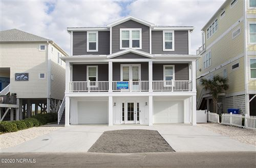 Photo of 1508 Carolina Beach Avenue N, Carolina Beach, NC 28428 (MLS # 100097867)