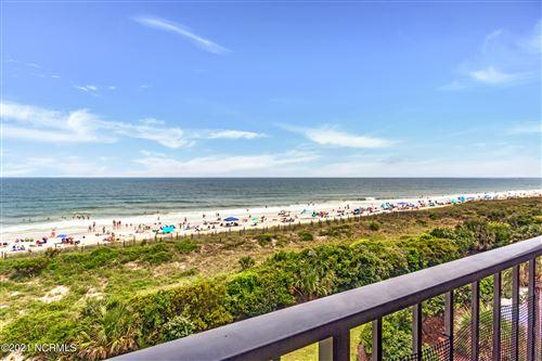 Tiny photo for 95 S Lumina Avenue #4-E, Wrightsville Beach, NC 28480 (MLS # 100282867)