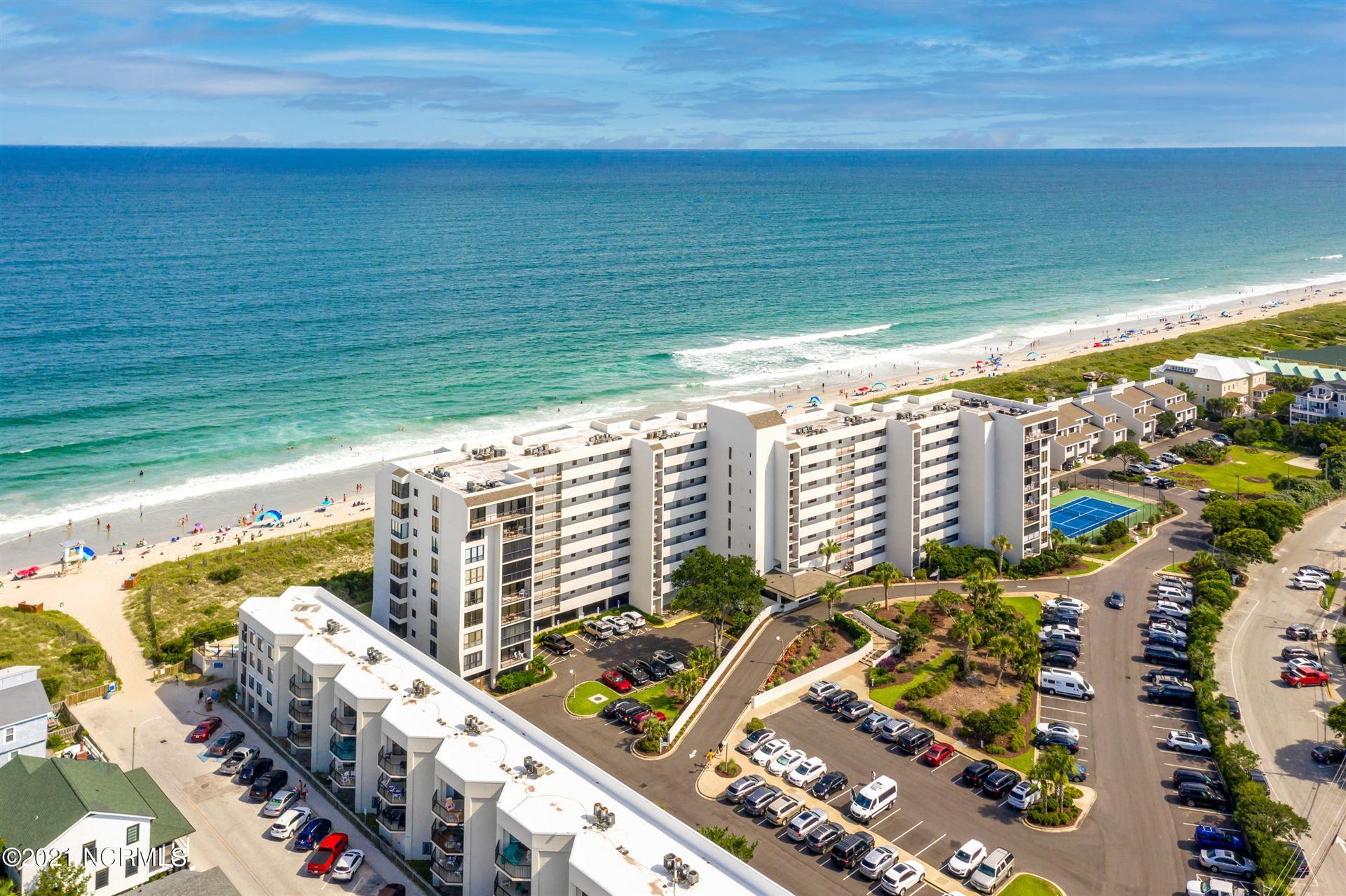 Photo of 95 S Lumina Avenue #4-E, Wrightsville Beach, NC 28480 (MLS # 100282867)